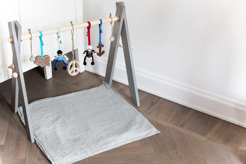 Snickra ett babygym DIY – Emma Elwin – Husligheter