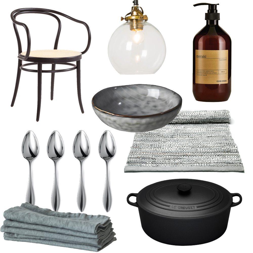 Önskelista köket – Husligheter