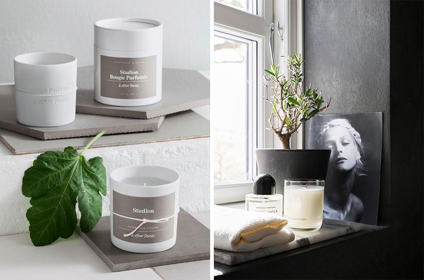 Doftljus i badrummet – Husligheter