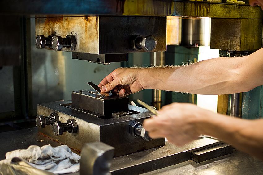 Gense fabrik i Eskilstuna – Husligheter