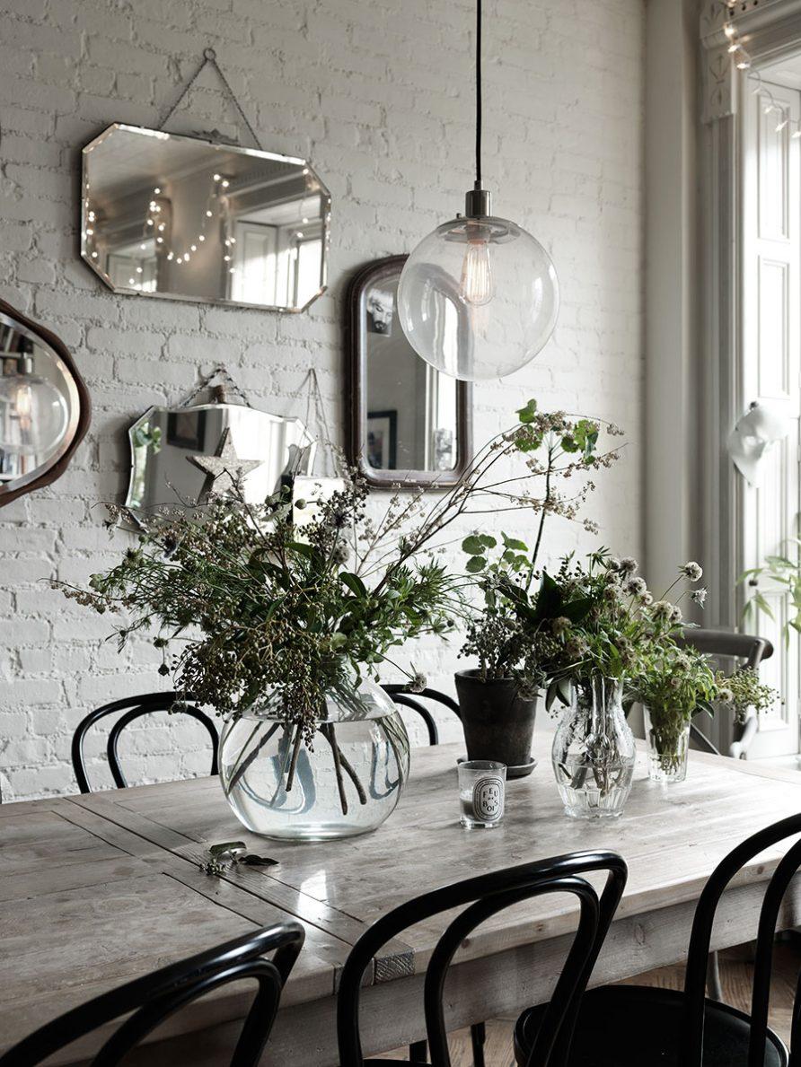Nina Persson lägenhet i Harlem, foto Petra Bindel – Husligheter
