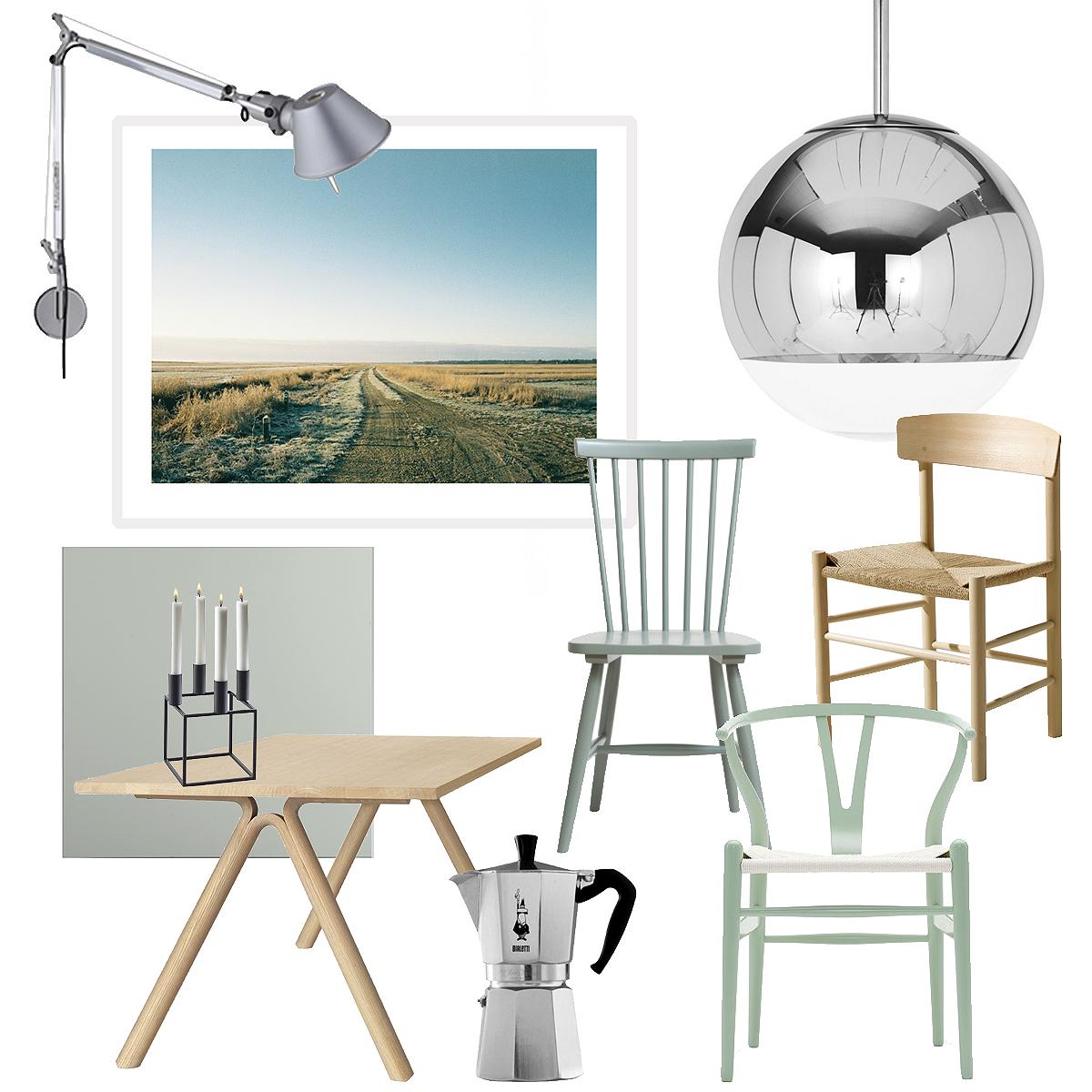 Sno stilen: Köksinspiration: Nordiskt kök med pasteller hemma hos Emma Persson Lagerberg – Husligheter