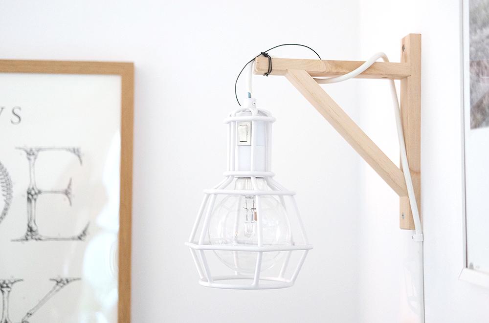 IKEA hack konsol Work lamp Designhouse Stockholm – Husligheter