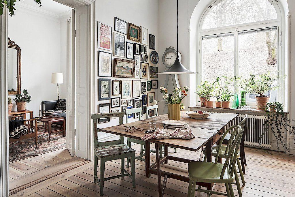 Pluras lägenhet – Husligheter