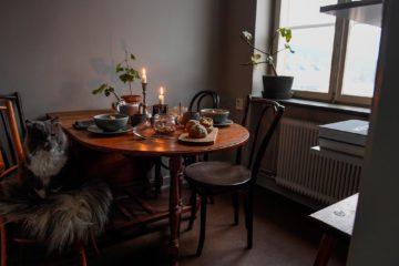 Matplats hos Annie Lindgren