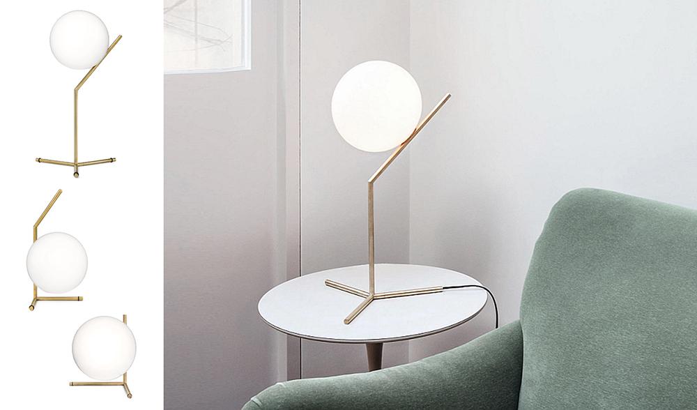IC light table lamp – Husligheter