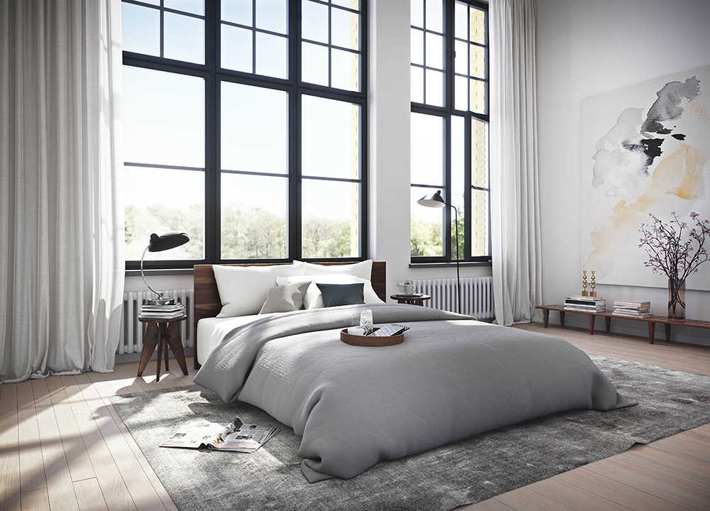 Matta i sovrum, Oscar Properties – Husligheter