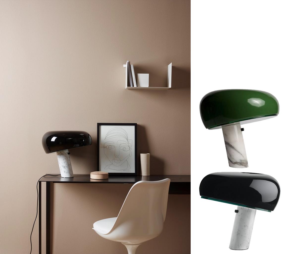 Snoopy bordslampa från Flos – Husligheter