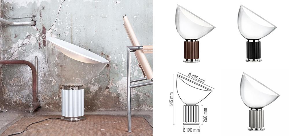 Taccia lamp from Flos – Husligheter