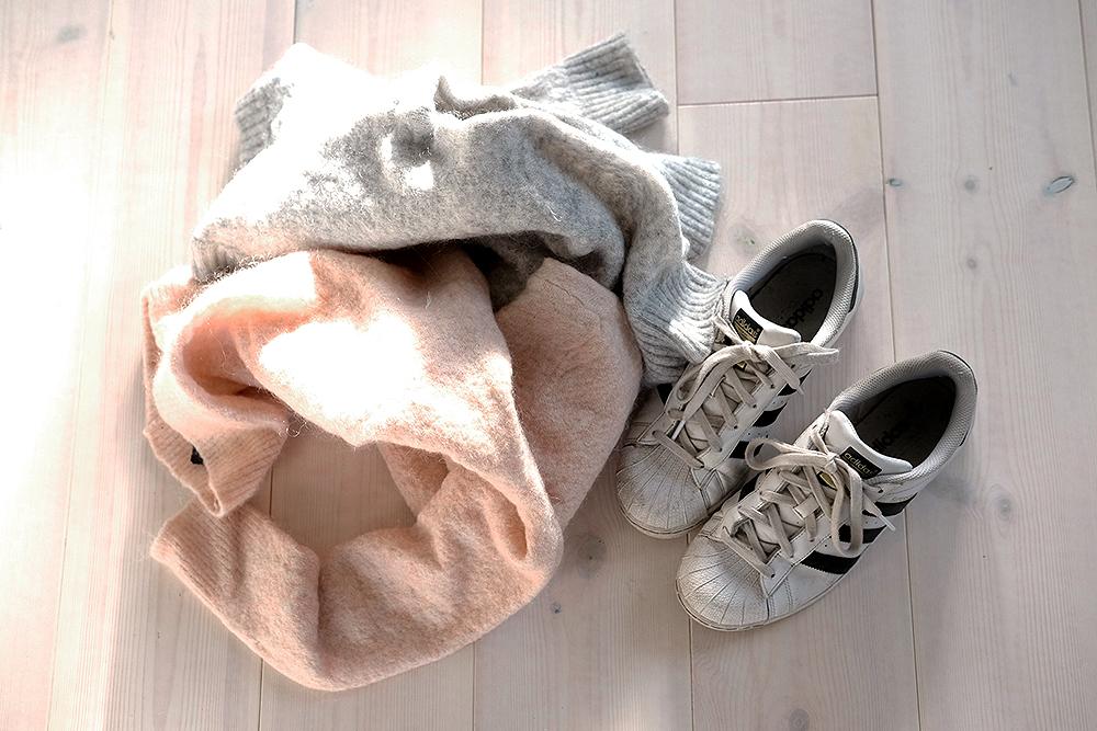 Rädda kläder som krympt i tvätten