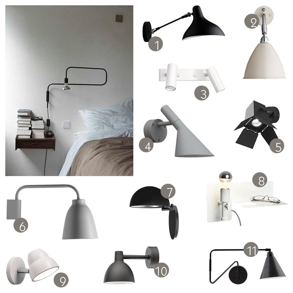 Sänglampor köpguide och tips – Husligheter