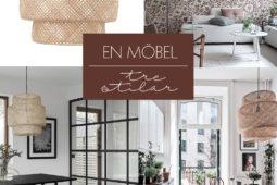 Ilse Crawford Sinnerlig taklampa IKEA – Husligheter