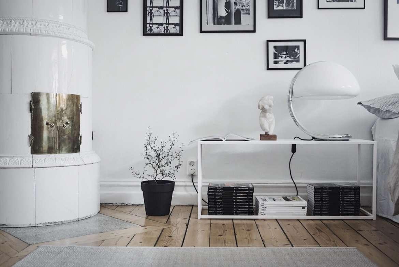 Serpente bordslampa – Husligheter