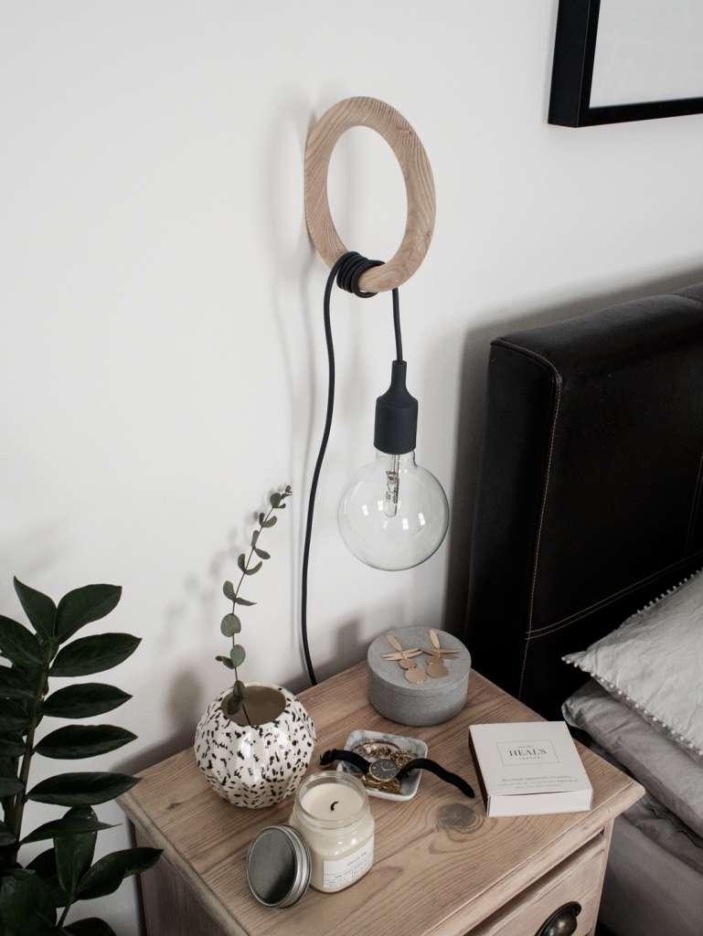 Diy Lampa V 228 Ggkrok Lampsladd Husligheter