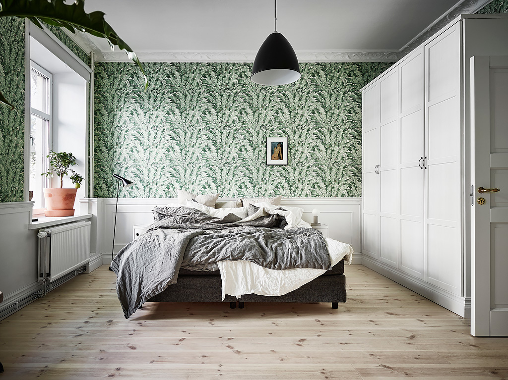 Tapet Florencecourt wallpaper Cole & Son – Entrance – Husligheter