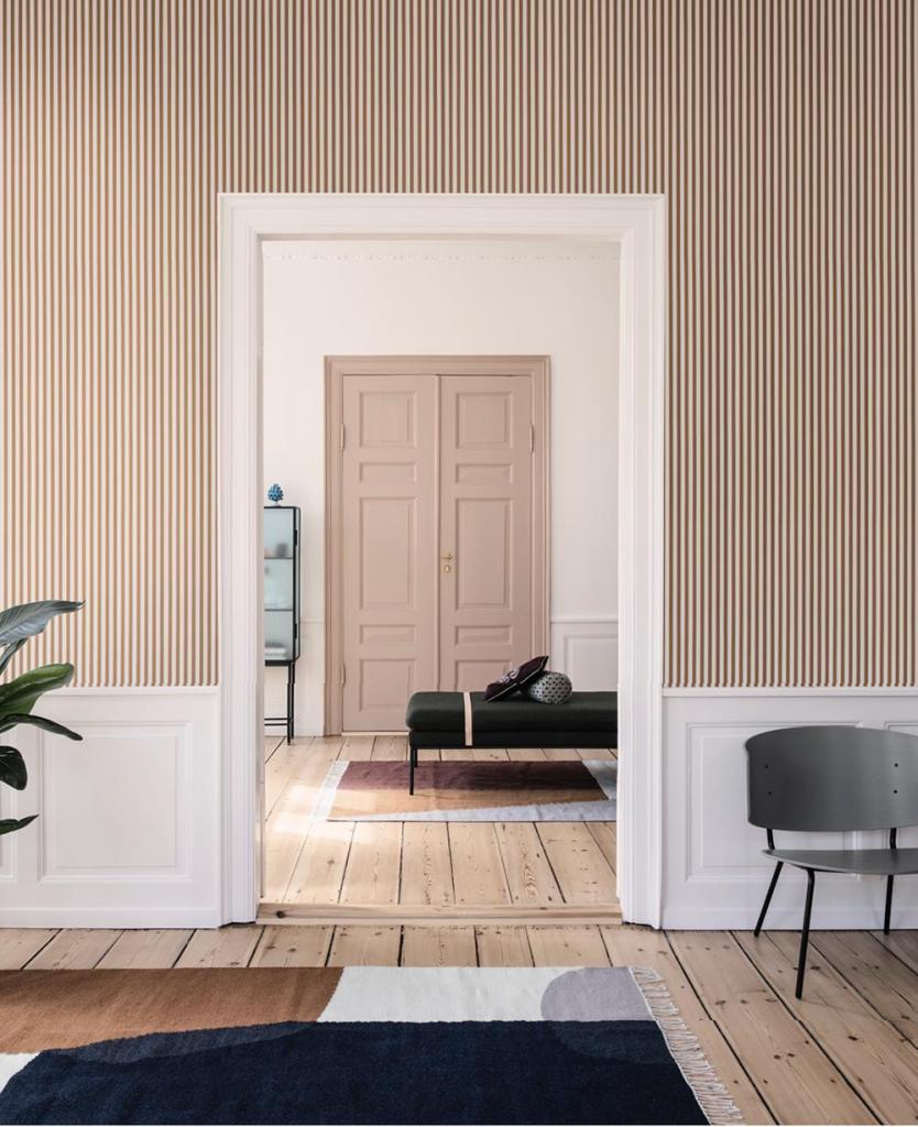 Pampiga showroom r det nya svarta husligheter for Wallpaper home singapore