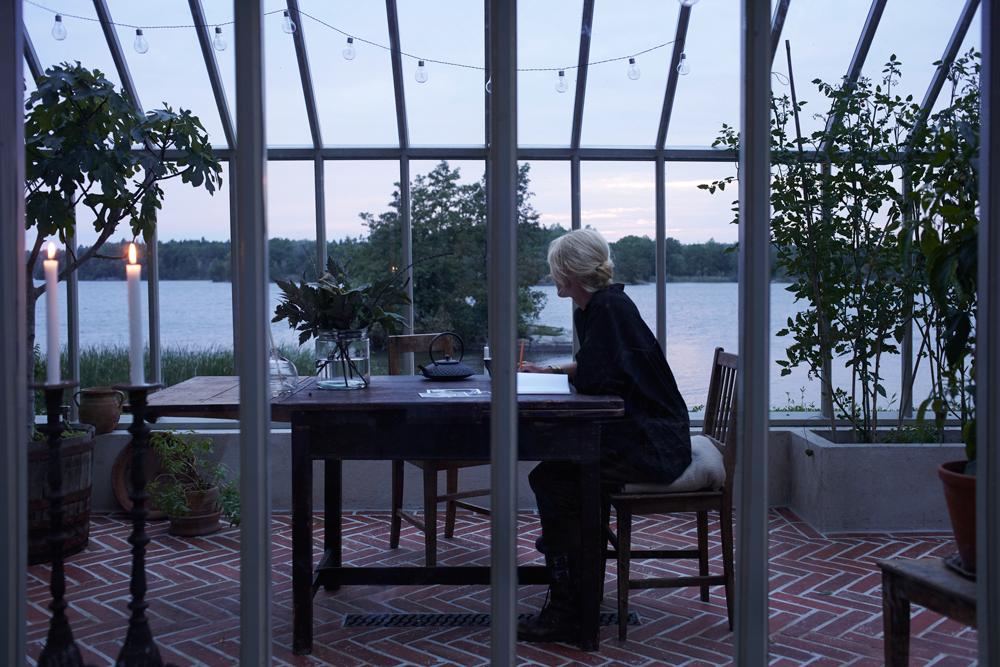Trädgårdsdrömmar: Kika in i Victoria Skoglunds fantastiska växthus