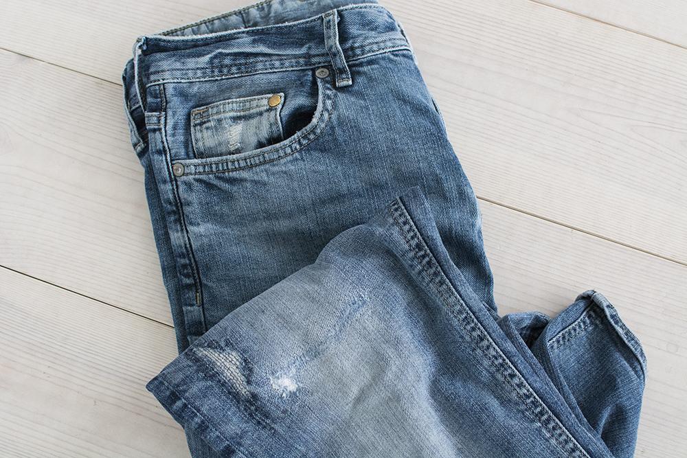 Lagade jeans hos en skräddare online – Repamera