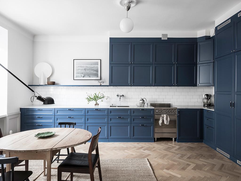 Blått kök – Husligheter