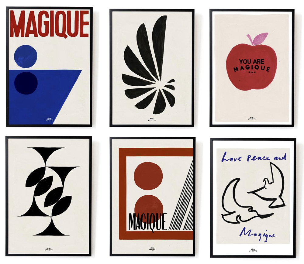 Hotel Magique posters and prints