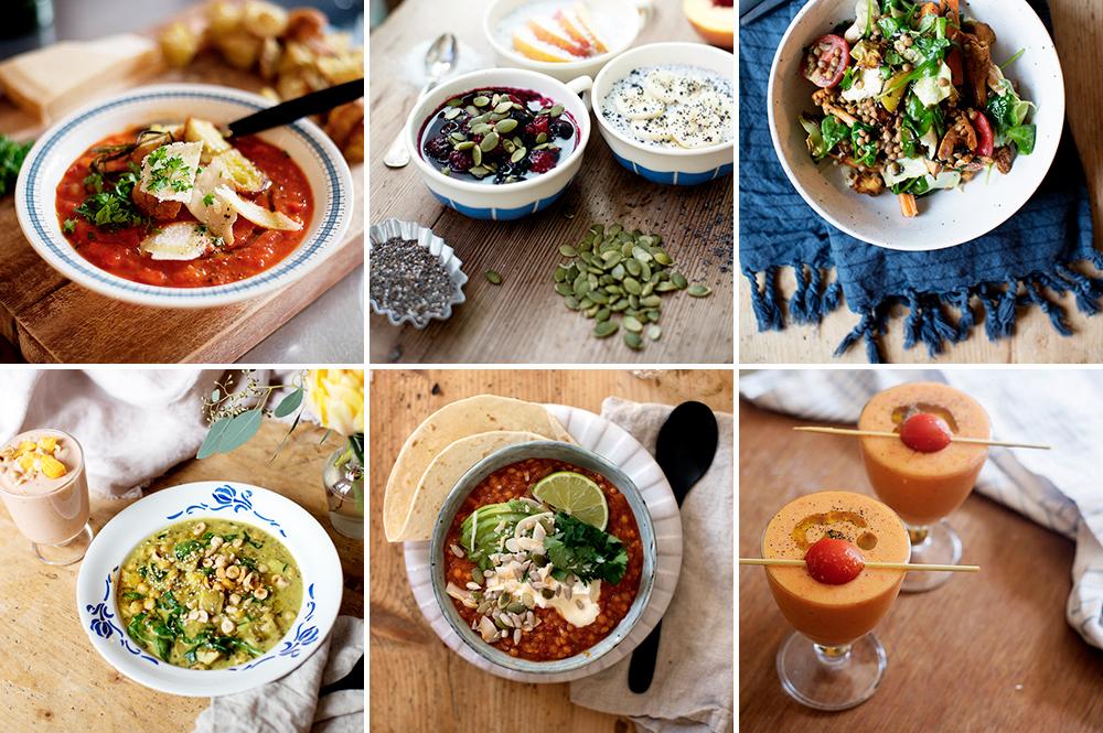 Vegetariska recept – Elsa Billgren – Husligheter