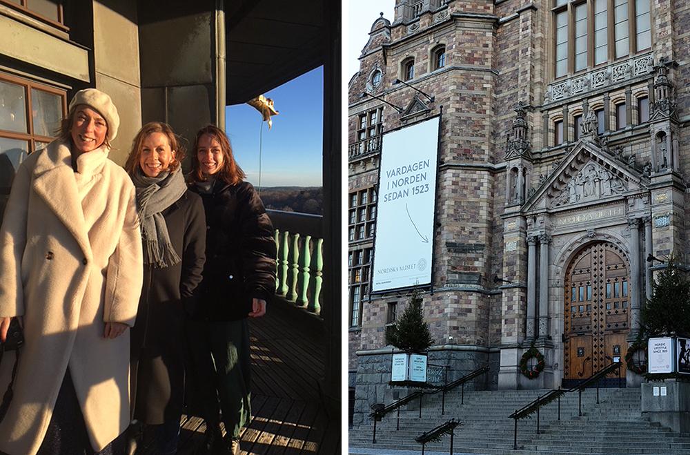 Besök bakom låsta dörrar på Nordiska museet