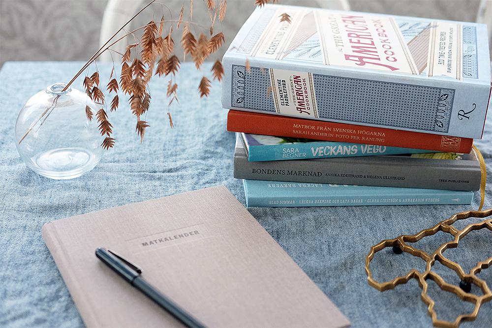 Om att fynda böcker på loppis