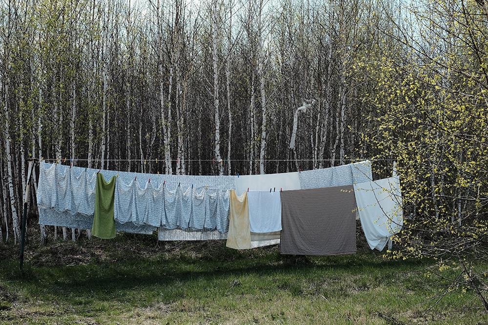 Tvättråd för bomull